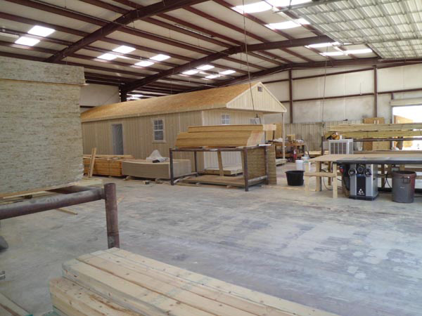 Derksen Buildings - Derksen Portable Buildings, Uvalde Texas
