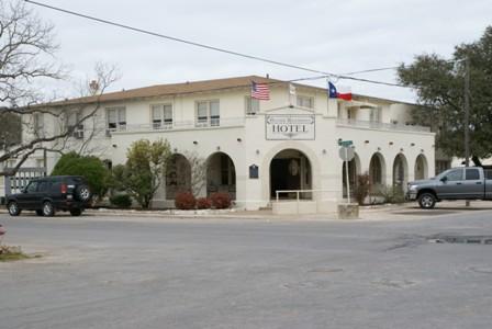 Rocksprings Hotel Texas