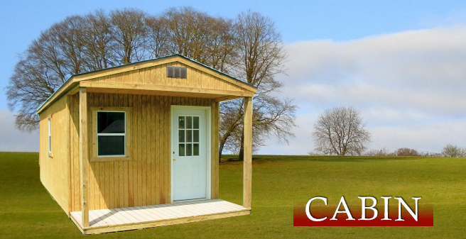 Charmant Cabins, Derksen Buildings, Portable Cabins, Deluxe Cabins