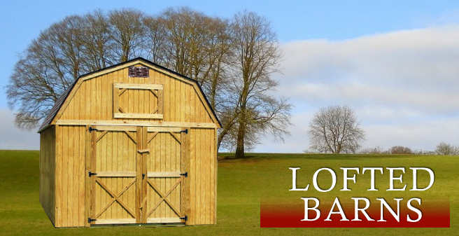 Lofted Barns Derksen Buildings Lofted Barns Banner