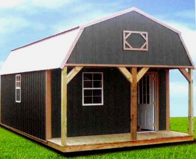 Lofted Barn Cabin